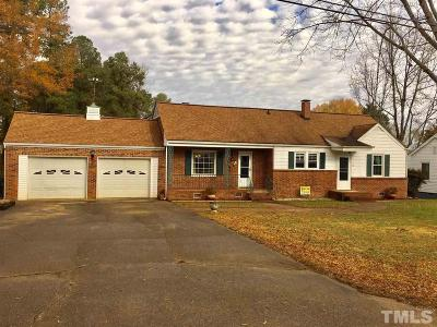 Oxford Single Family Home For Sale: 110 Rayland Street