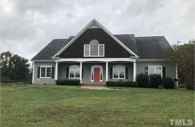 Franklin County Single Family Home For Sale: 1513 Duke Valentine Wynne Road