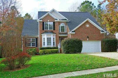 Wake Forest Single Family Home For Sale: 8617 Stacked Stone Trail