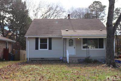 Durham Single Family Home For Sale: 2820 Dodson Street
