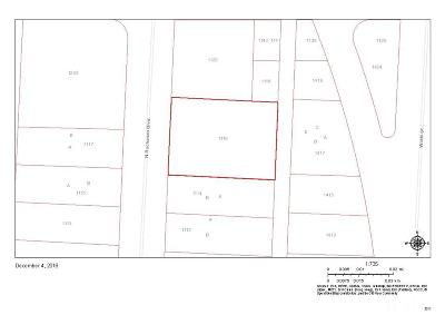 Durham County Residential Lots & Land For Sale: 1116 N Buchanan Boulevard