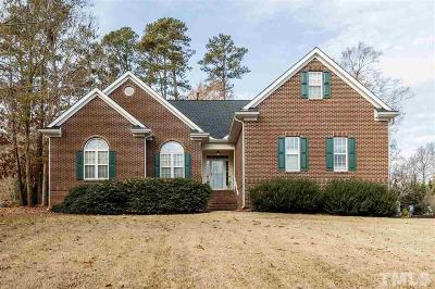 Garner Single Family Home For Sale: 1121 Southern Trace Trail