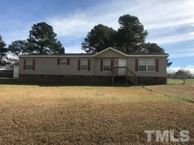 Fuquay Varina Manufactured Home For Sale: 91 Loy Court