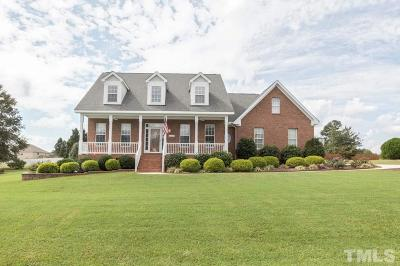 Garner Single Family Home Contingent: 5509 Simmons Drive