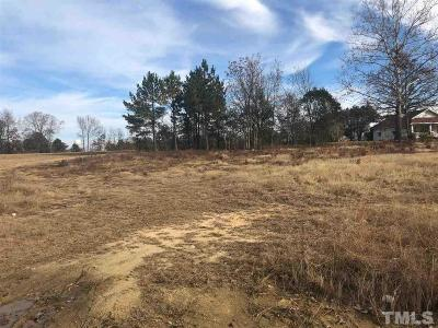 Angier Residential Lots & Land For Sale: 3574 Nc 55 Highway