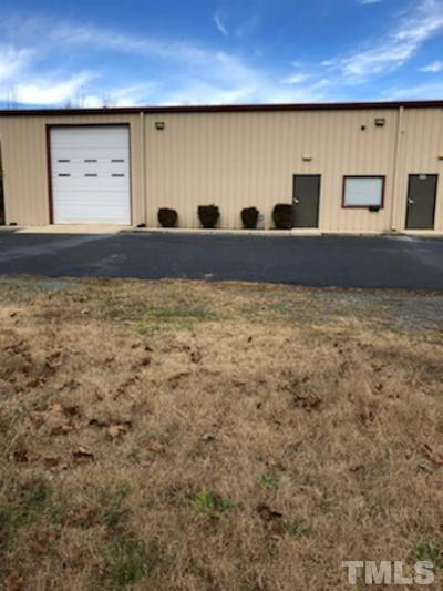 Chatham County Commercial For Sale: 1013 Pea Ridge Road