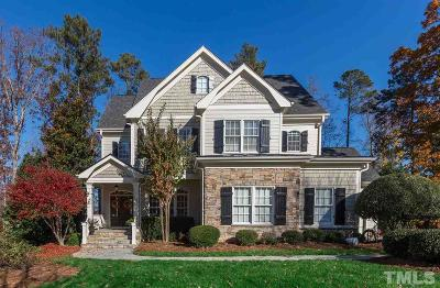 Holly Springs Single Family Home For Sale: 104 McLeod Forest Circle