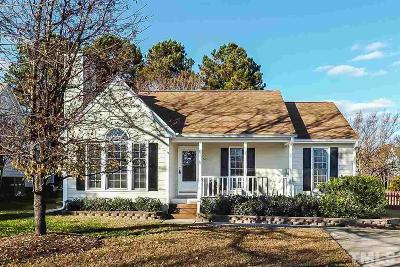 Apex Single Family Home Contingent: 205 Grand Helton Court