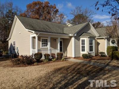 Johnston County Rental For Rent: 149 W Moss Creek Drive