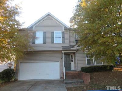 Durham Single Family Home For Sale: 1206 Mallory Lane