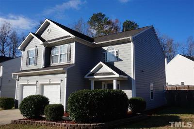 Apex Single Family Home For Sale: 509 Brickstone Drive