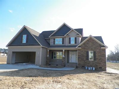 Johnston County Single Family Home For Sale: 51 Vibernum View #Lot 29
