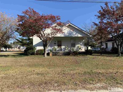 Harnett County Single Family Home For Sale: 401 S 17th Street