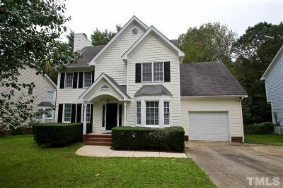 Cary NC Single Family Home For Sale: $265,000