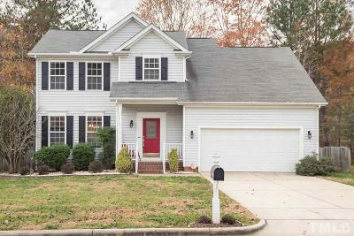 Morrisville Single Family Home For Sale: 107 Gratiot Drive