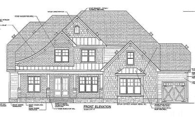 Wake Forest Single Family Home Pending: 7813 Dover Hills Drive