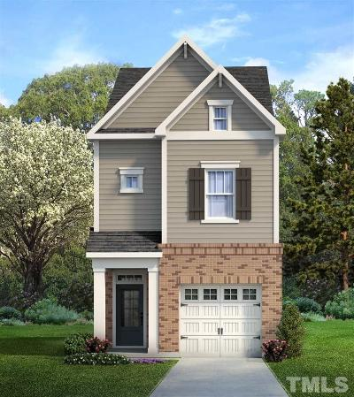 Chapel Hill Townhouse Pending: 137 Manordale Drive