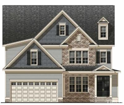 Holly Springs Single Family Home For Sale: 112 Breyla Way