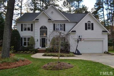 Cary Single Family Home For Sale: 103 Burlingame Way