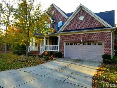 Durham Single Family Home For Sale: 1006 Lakeview Road