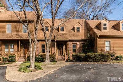 Raleigh Townhouse Contingent: 7612 Wilderness Road