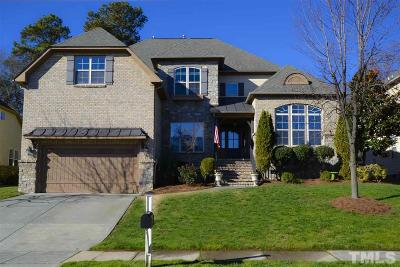 Cary Single Family Home Contingent: 611 Royal Tower Way