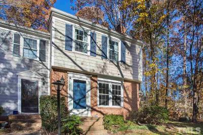Cary Townhouse Contingent: 707 Collington Drive