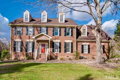 Durham Single Family Home For Sale: 11 Macgregor Court