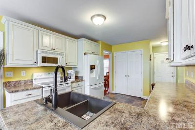 Willow Spring(s) Single Family Home For Sale: 2441 White Memorial Church Road