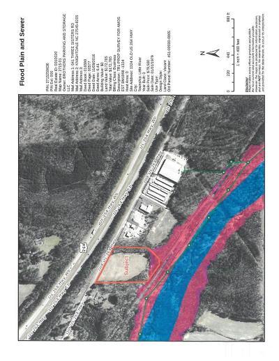 Zebulon Commercial Lots & Land For Sale: 1324 Old Us 264 Highway