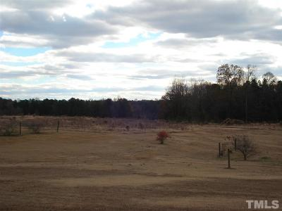 Smithfield Residential Lots & Land For Sale: 6655-A Nc 210 Highway