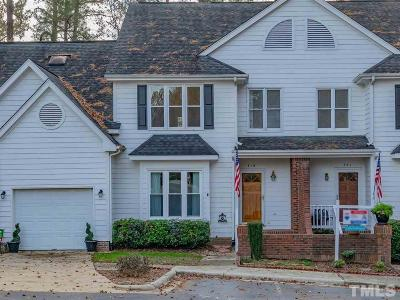 Clayton Townhouse For Sale: 719 Page Street