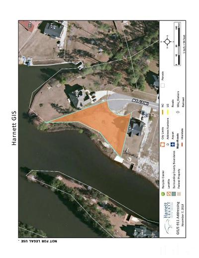 Harnett County Residential Lots & Land For Sale: 83 Inlet View