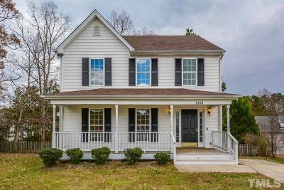 Raleigh Single Family Home For Sale: 9200 Sayornis Court