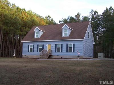 Single Family Home For Sale: 135 N Piney Grove Road