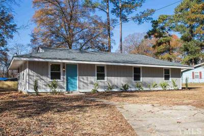 Raleigh Single Family Home For Sale: 800 Carmen Court
