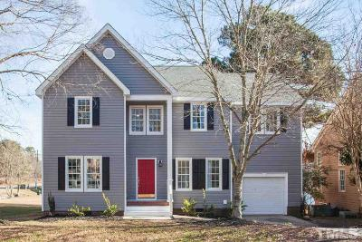 Raleigh Single Family Home For Sale: 612 Marsh Grass Drive