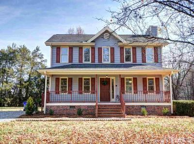 Hillsborough Single Family Home Contingent: 3341 Forrester Bend Road