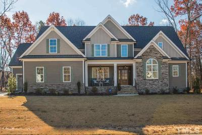 Franklin County Single Family Home For Sale: 25 Carlson Ridge Drive