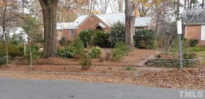 Wake County Residential Lots & Land For Sale: 200 Shepherd Street