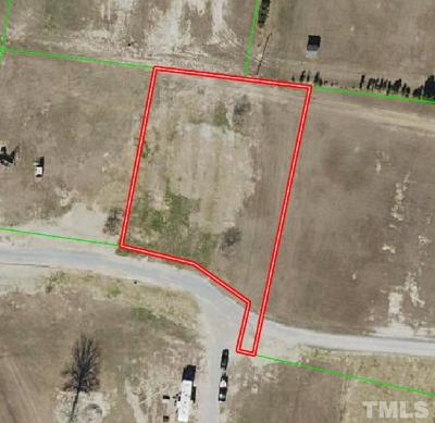 Benson Residential Lots & Land For Sale: 6037 Nc 50 Highway