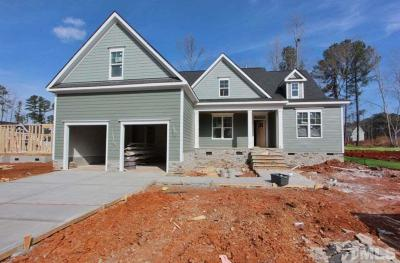 Wake County Single Family Home For Sale: 504 Horncliffe Way