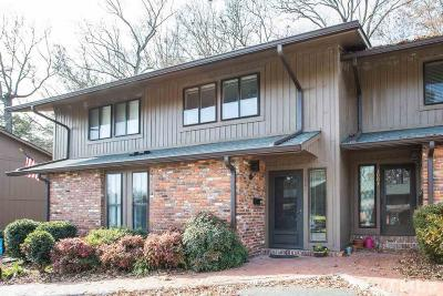 Chapel Hill Condo Contingent: 1002 Oak Tree Drive