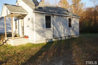 Single Family Home For Sale: 126 Ramsey Street