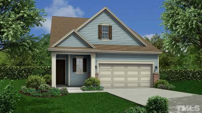 Durham County Single Family Home For Sale: 906 Atticus Way #321