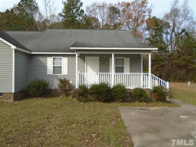 Zebulon Rental For Rent: 129 Lonesome Wind Way