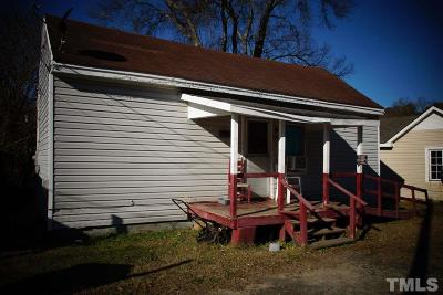 Single Family Home For Sale: 706 Arch Street