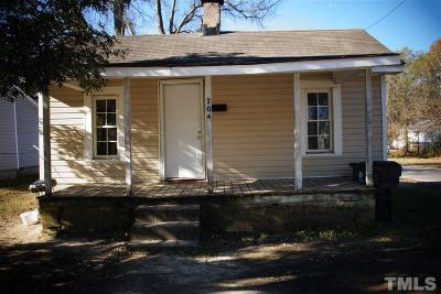 Single Family Home For Sale: 704 Arch Street