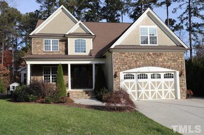 Raleigh Single Family Home For Sale: 9117 Wellsley Way
