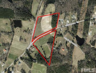 Creedmoor Residential Lots & Land For Sale: 4129 Old Weaver Trail